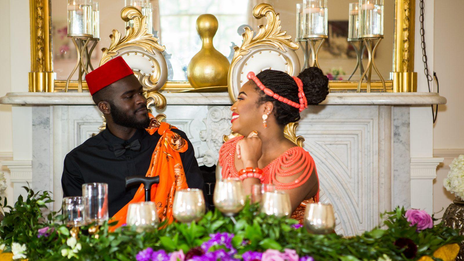 Ghanaian Wedding planner in Virginia