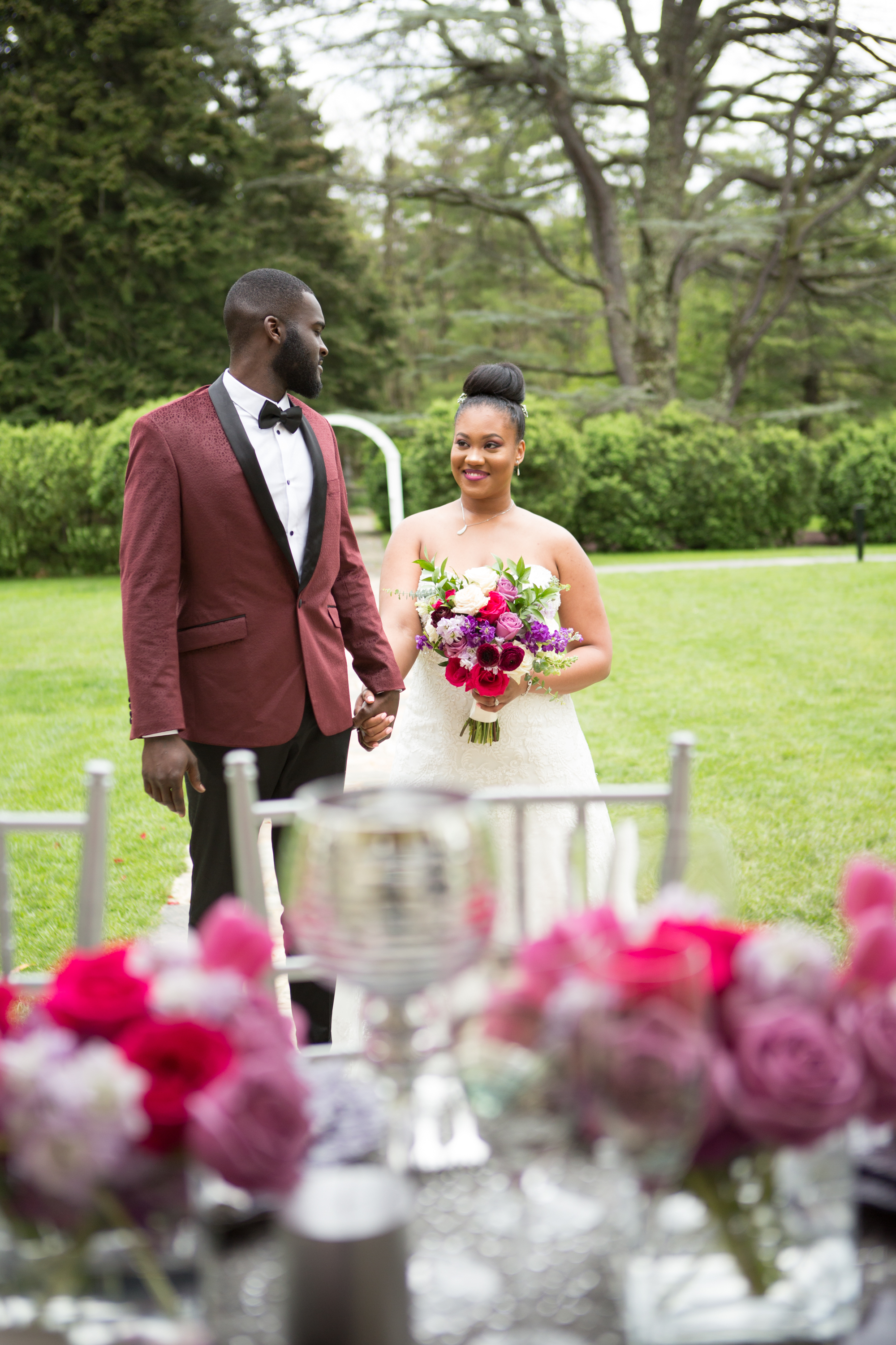 Modern Luxe Style Shoot by Mimi Ebichi Events