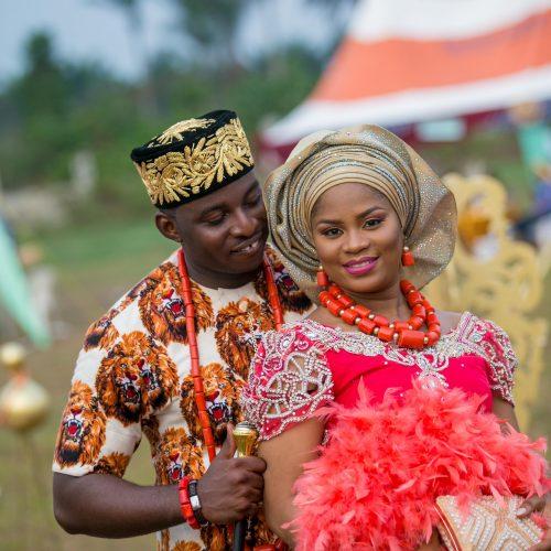 TC & Glory – Nigerian Traditional Wedding