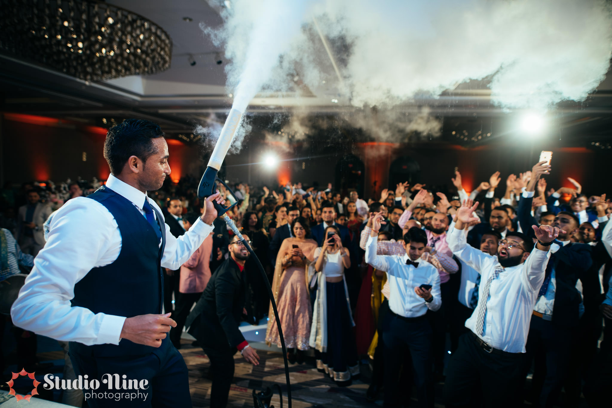 Indian Wedding Celebration