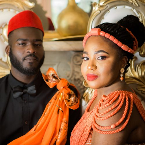 Traditional African Wedding by Mimi Ebichi Events