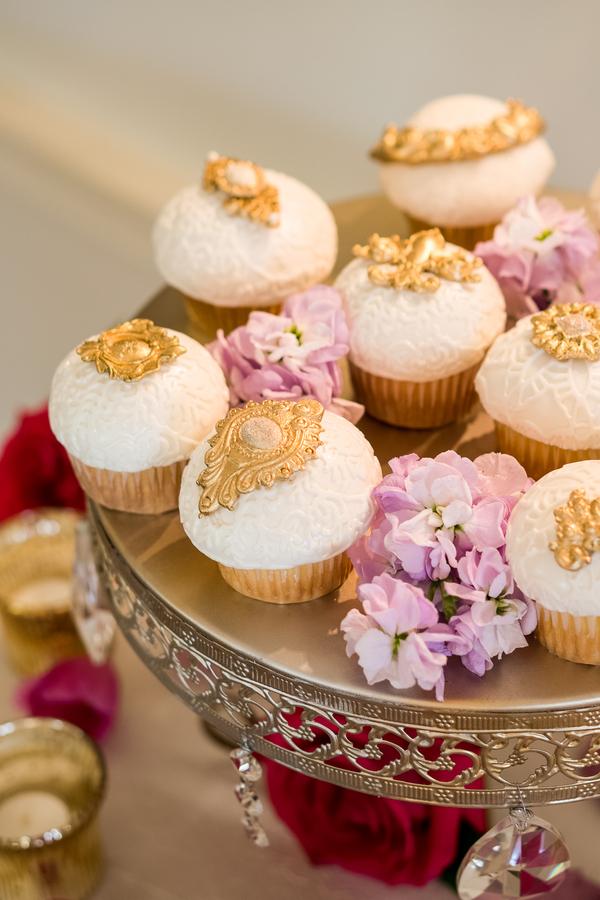 Wedding Cupcakes African Wedding