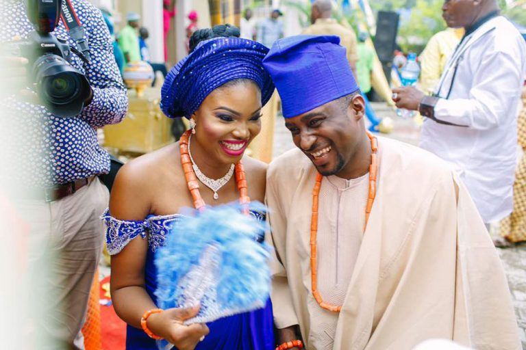 Nigerian Wedding Planner DC Area