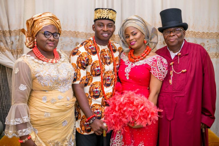 Nigerian Wedding Planner Maryland Virginia