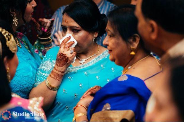 Hindu Weddings Vidaai Ritual