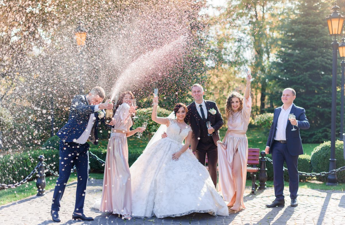 5 Tips on Planning An Outdoor Wedding